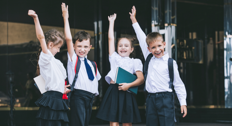Choosing the right school heading image